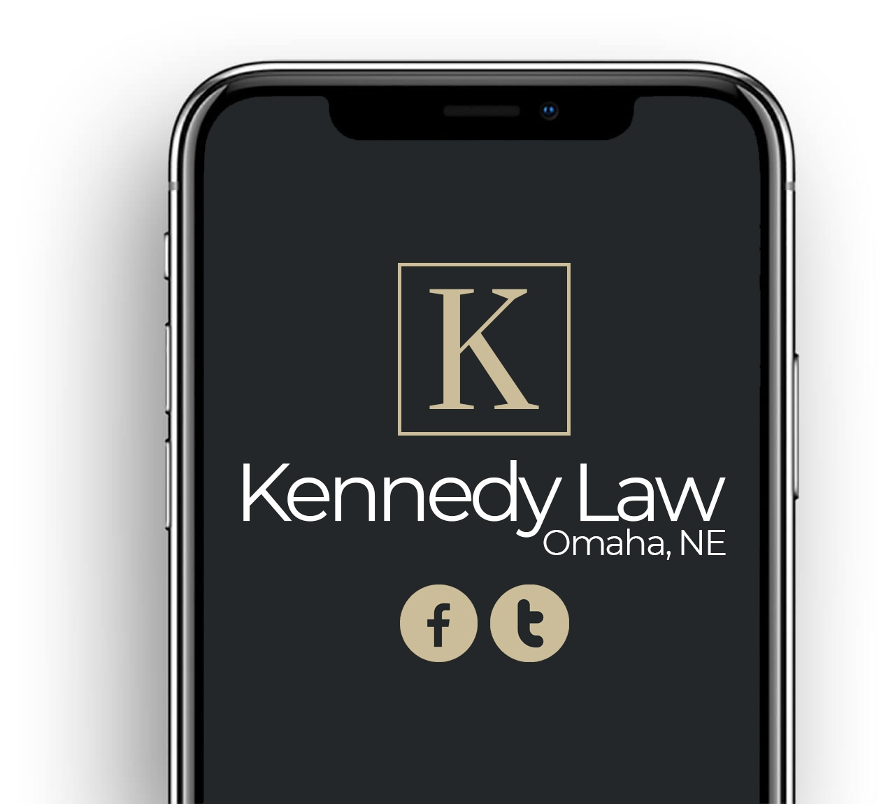 Kennedy Law Firm Omaha, NE - Facebook and Twitter