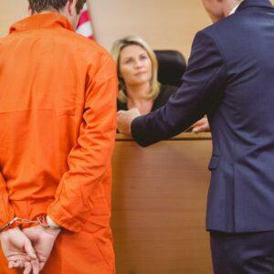 Defendant and criminal defense attorney in Omaha, NE